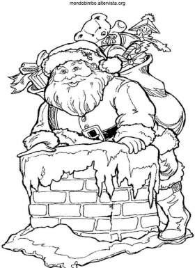 Disegni Di Natale Difficili.Raccolta Attivita Natalizie